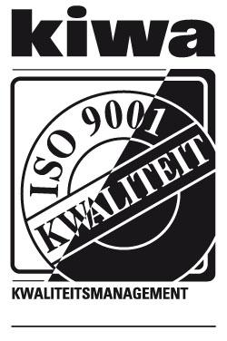 KIWA ISO9001 Logo